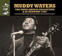 Gospel - 輸入盤 MUDDY WATERS / CHESS SINGLES COLLECTION [4CD]