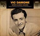 輸入盤 VIC DAMONE / SEVEN CLASSIC ALBUMS 4CD