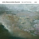 现代 - 輸入盤 JOHN ABERCROMBIE QUARTET / UP AND COMING [CD]