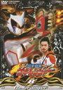 送料無料 獣拳戦隊ゲキレンジャー VOL.8 DVD