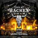 CD, DVD, Instruments - [送料無料] 輸入盤 VARIOUS / LIVE AT WACKEN 2018- 29 YEARS LOUDER THAN HELL [2CD+2DVD]