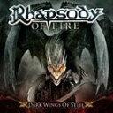 輸入盤 RHAPSODY OF FIRE / DARK WINGS OF STEEL [CD]