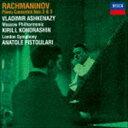 ウラディーミル・アシュケナージ(p) / ラフマニノフ:ピアノ協奏曲第2番・第3番(SHM-CD) [CD]