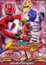 送料無料 獣拳戦隊ゲキレンジャー VOL.6 DVD