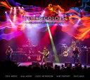 重金属硬摇滚 - [送料無料] 輸入盤 FLYING COLORS / SECOND FLIGHT : LIVE AT THE Z7 [2CD+DVD]