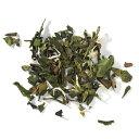 ホワイトオーチャード 50gマイティーリーフ 緑茶 白茶 茶葉 リーフティー フレーバーティー ブレンド ギフト 普段用