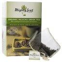【マイティーリーフ】オーガニックほうじ茶 mighty leaf  ほっと安らぐ香ばしい香り 緑茶 ティーバッグ 有機JAS認定 風邪予防 抗酸化作用
