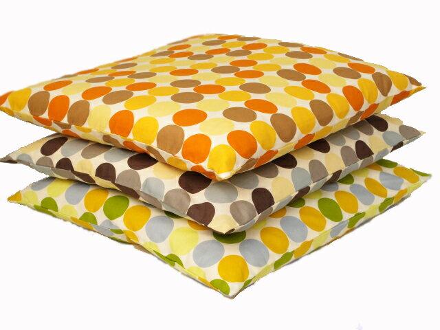 【5枚以上で送料半額10枚以上で送料無料】 日本製 綿100% 座布団カバー 銘仙判 55×59 クッションカバー ネコポスにも対応いたします
