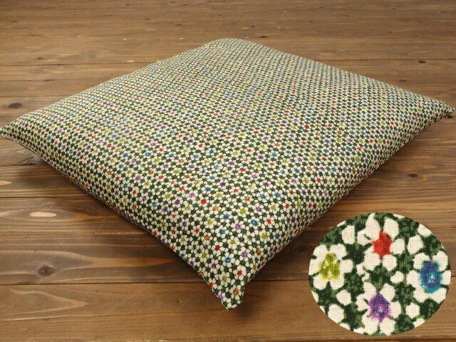 【5枚以上で送料半額10枚以上で送料無料】 日本製 綿100% 座布団カバー 55×59cm 銘仙判 ネコポスにも対応いたします