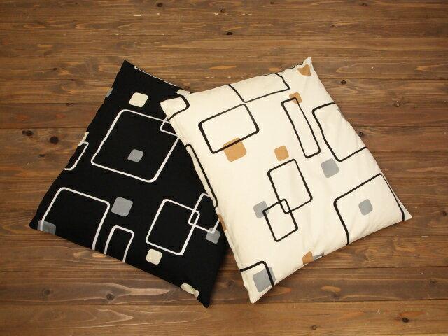 【5枚以上で送料半額10枚以上で送料無料】 日本製 座布団カバー 55×59 銘仙判 ネコポスにも対応いたします