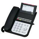 【新品】ナカヨ製ビジネスフォンNYC-iF 12ボタンIP標電話機 黒NYC-12IF-IPSDB