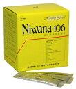 【代引不可】Niwana-106(ニワナ)3g×90包+プロポリス入りのど飴1粒進呈