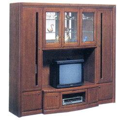 【クーポンでさらに10%off】カリモク大型TVボード 地域限定ツーマン配送送料無料【YHC】【TV】 テレビ台【在庫処分】 アウトレット 飾棚 テレビボード【UR10】