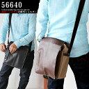 ショルダーバッグ 縦型 メンズビジネスバッグ 肩掛け 斜め掛け ツートン ステッチ かばん カバン 鞄 軽量 かるい【送料無料】【あす楽対応】【PR2】