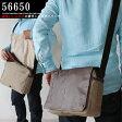 ショルダーバッグ 横型 メンズビジネスバッグ 肩掛け 斜め掛け ツートン ステッチ かばん カバン 鞄 軽量 かるい【送料無料】【あす楽対応】【PR2】【HLS_DU】