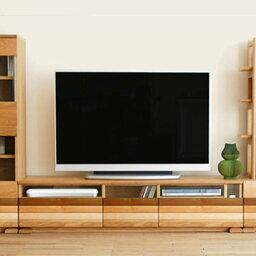 北欧 デザイン 寄木無垢材  テレビ台  ローボード 幅160液晶プラズマテレビ対応 TVボード 160幅以上 【地域限定ツーマン配送送料無料】【TV-YA】