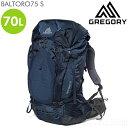 グレゴリー GREGORY バルトロ75 Sサイズ BALT...