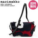 マリメッコ marimekko HELI UNIKKO/ショルダーバッグ ポシェット ミニショルダー ポーチ 359/RED,BLUE,BLACK 043323...