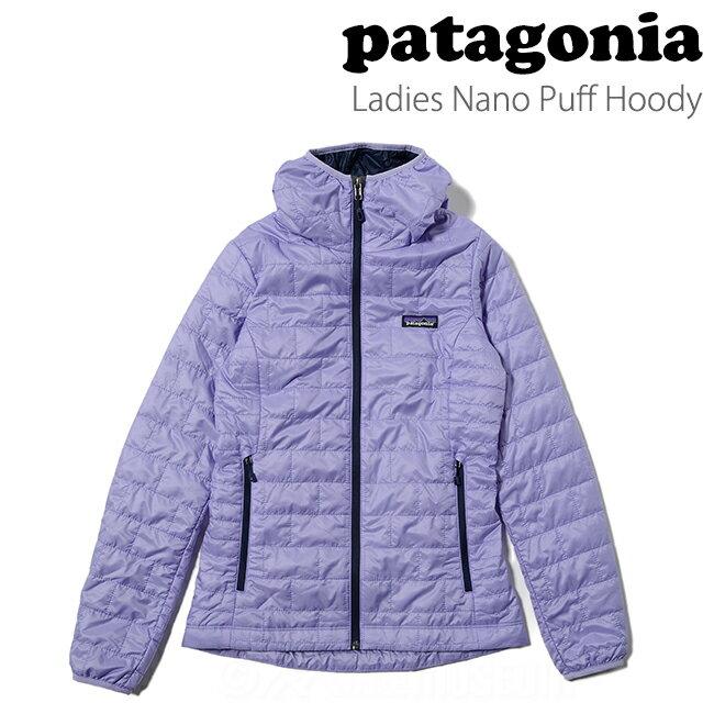 パタゴニア ナノパフジャケット レディース