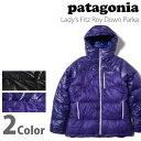 パタゴニア patagonia レディースフィッツロイ ダウン パーカLady's Fitz Roy Down Parka 84575