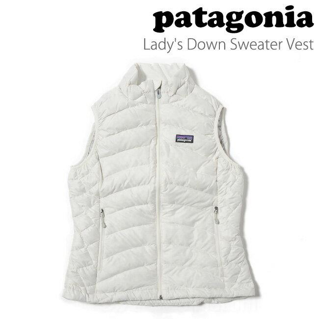 パタゴニア  レディースダウン セーター ベスト