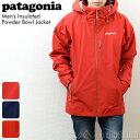 パタゴニア patagonia メンズ インサレーション パウダーボールジャケットMen's Insulated Powder Bowl Jacket 31441 定番