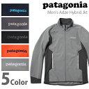 パタゴニア patagonia メンズ アズ ハイブリッド ジャケット Men's Adze Hybrid Jkt 834501 定番