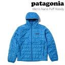 パタゴニア patagonia メンズ ナノ パフ フーディMen's Nano Puff Hoody 84220 定番