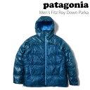 パタゴニア patagonia メンズ フィッツロイ ダウン パーカMen's Fitz Roy Down Parka 84570 定番