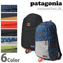 パタゴニア patagonia 春夏 バッグアイアンウッド パック20L Ironwood Pack 20L 48020