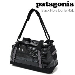 パタゴニア patagonia バッグブラックホール ダッフル Black Hole Duffel 45L 49336【送料無料】 おすすめ 定番