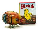 ◎Tin Toy 小鳥 ブリキ(ヒヨコ)