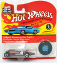 ◎【HotWHeeLs ホットウィール】 『TWIN MILL』 25TH ANNIVERSARY COLLECTOR'S EDITION