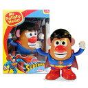 """◎【ポテトヘッド×スーパーマン】 """"THE MAN OF PEEL"""" Mr.Potato Head × SUPERMAN MAN OF STEEL [DC Comics]アメリカン雑貨・アメリカ雑貨・アメ雑"""