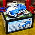 ◎1/6スケール ダイキャスト ペダルカー バンク『HERSHEY'S』ハーシーズ・コンバーチブル 1948 BMC Toysモデルアメリカン雑貨・アメリカ雑貨・車
