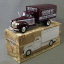 ◎ダイキャストカー バンク 1942 Chevy truck 『ハーシーズ』 / HERSHEYS シボレー トラック アメリカン雑貨・アメリカ雑貨・アメ雑