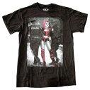【DC/ディーシー】Tシャツ 『ハーレイクイン コミック/POLICE(BK)』 HarleyQuinn・バットマン・DCコミックス・アメキャラ・アメコミ・アメリカン雑貨