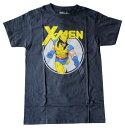 【マーベル/Marvel】大人・メンズ Tシャツ 『ウルヴァリン (NV)』 X-MEN・LOGAN・ローガン・Wolverine・アメコミ・アメキャラ