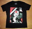 SUICIDE SQUAD スーサイドスクワッド大人・メンズTシャツ カタナ/Lサイズ(BK)Harley Quinn DCコミックス アメキャラ アメコミ 福原かれん 山城たつ