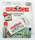 【モノポリー/MONOPOLY】『ライトキーチェーン』ボードゲーム・アメリカン雑貨・キーホルダー