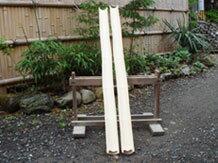 수 채 냉면 세트 (수도교 3m + 대나무 다리 3 쌍)