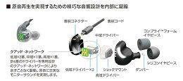 audio-technica高解像度イヤホン/ATH-IM04【送料無料】