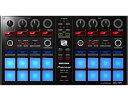 「Serato DJ」に対応した追加型DJコントローラー。
