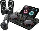 【選べる特典付き】PIONEER DJコントローラーセット/DDJ-WeGO4BK + Z200BK