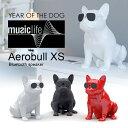 楽天mikigakkidjs+Music Life スピーカー AeroBull XS1 Bluetooth対応 ワイヤレススピーカー 10時間の連続再生 インテリアに最適【送料無料】