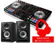 PIONEER DJコントローラー/DDJ-SX2 + スピーカー + 選べるヘッドホン【送料無料】