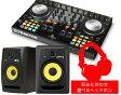 NativeInstruments DJコントローラー/TRAKTOR KONTROL S4 MK2+RP-5G3 + 選べるヘッドホン【送料無料】