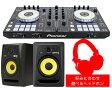 PIONEER DJコントローラー/DDJ-SR+RP-5G3 + 選べるヘッドホン【送料無料】