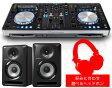 PIONEER 一体型DJシステム/XDJ-R1 + スピーカー + 選べるヘッドホン【送料無料】