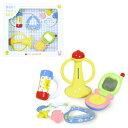 ミキハウスのご出産祝い・人気のおもちゃセット* 【箱付】ベビーのための手遊びおもちゃが大集合♪ベビートイギフトセット